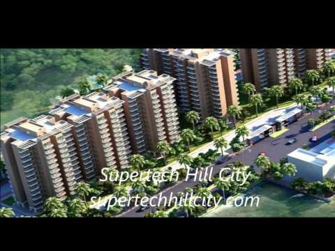 Supertech Hill City in Sector 2 Sohna, Residential Apartments in Sector 2 Sohna, Supertech group with subtitles | Amara