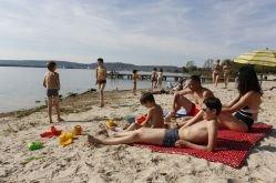 Base de loisirs du lac de madine - Lorraine Tourisme