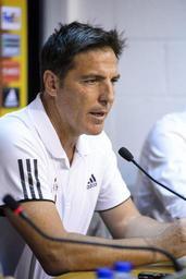 Europa League - Le niveau du Standard n'a pas surpris les joueurs du Celta Vigo, selon Eduardo Berizzo