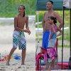 Le 8 juillet 2011 : Les Smith à Hawaii pour les...
