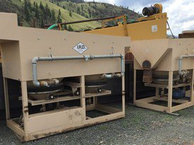 New and Used Mineral Jigs for Sale | Jig Separators | Gold Mining Jig Concentrators