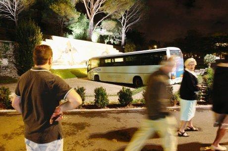 Bayonne : le chauffeur a sauté du bus devenu fou