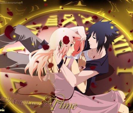 Histoire - Histoire de Sasuke et Sakura
