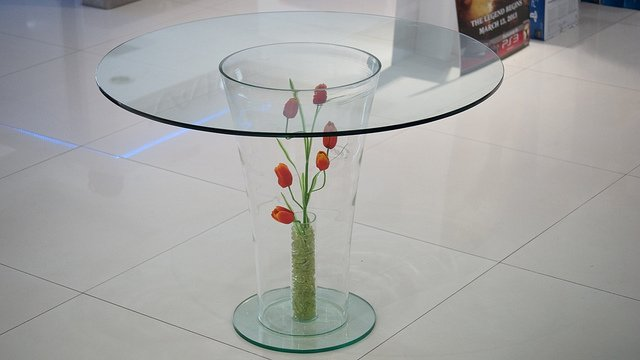 Glass Table Model No. : 03
