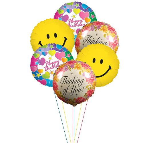 Send Balloon Bouquet on any occasion
