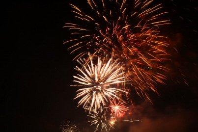 Le feu d'artifice du 14-Juillet reporté... au 22 juillet