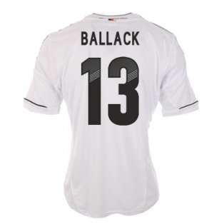 Maillot Allemagne Domicile 2012-2013 (Ballack 13) - €21.99   Maillots Foot. Maillots  Foot Pas Cher ... 78e3f2defbc