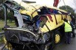 Actualité Transport > L'accident d'un autocar français en Italie fait trois morts
