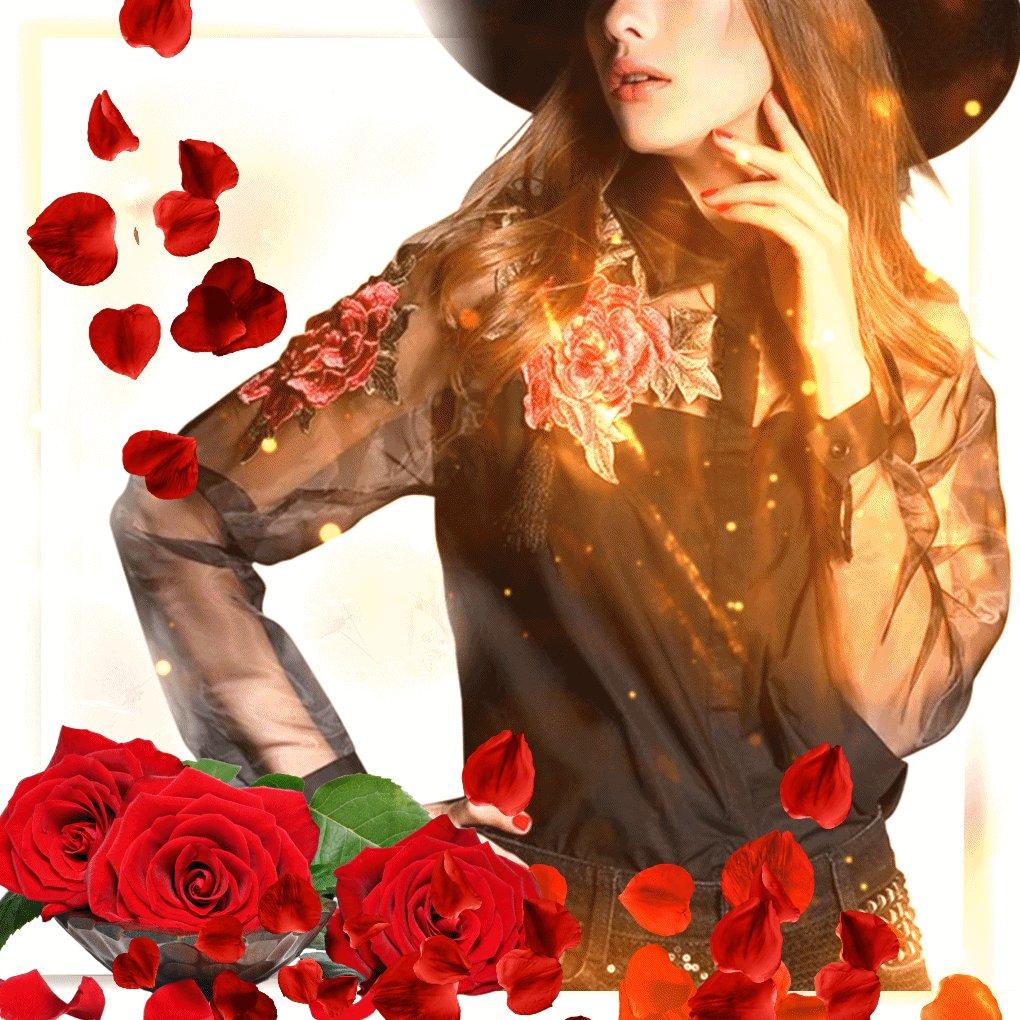 Плейкаст «Эти Розы Для Тебя»