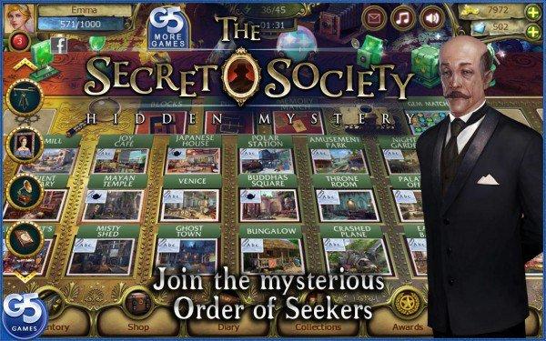 The Secret Society Apk Mod 1.21.1 Full Download