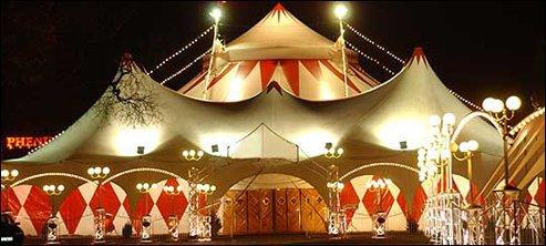 Until Dawn Circus