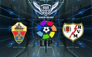 Prediksi Elche vs Rayo Vallecano 10 Februari 2015 Primera Di