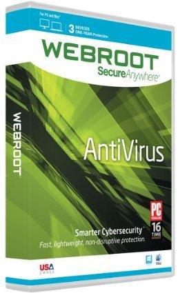 Webroot Secureanywhere Antivirus 2016 Serial Key plus Crack