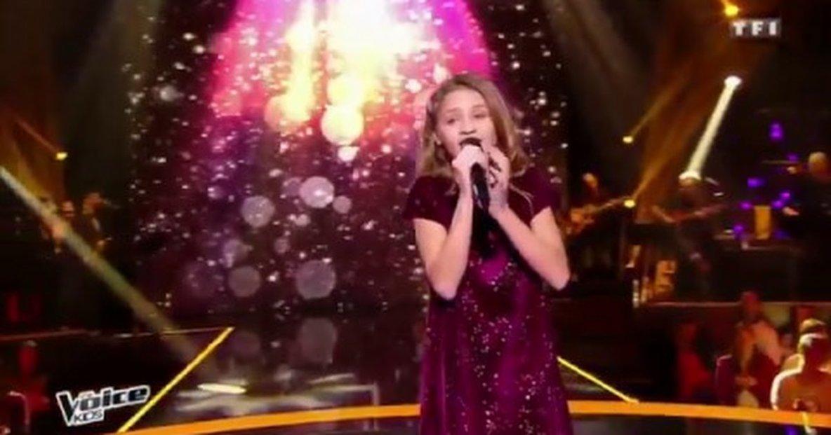 The Voice Kids 3 | Demi-finale | Lou