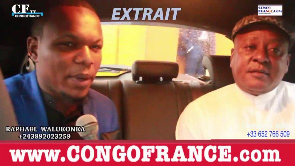 """Regardez """"RDC: Urgent Olenga Nkoy Adhérer à la Majorité Présidentielle de KABILA ??? Kovo Ingila Déballe..."""" sur YouTube"""