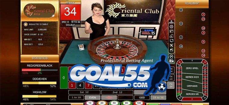 Promo Bonus Judi Oriental Casino Terbaru