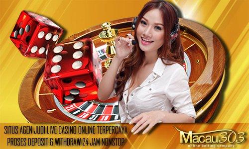 Situs Agen Taruhan Live Casino Online Deposit 24 Jam Nonstop