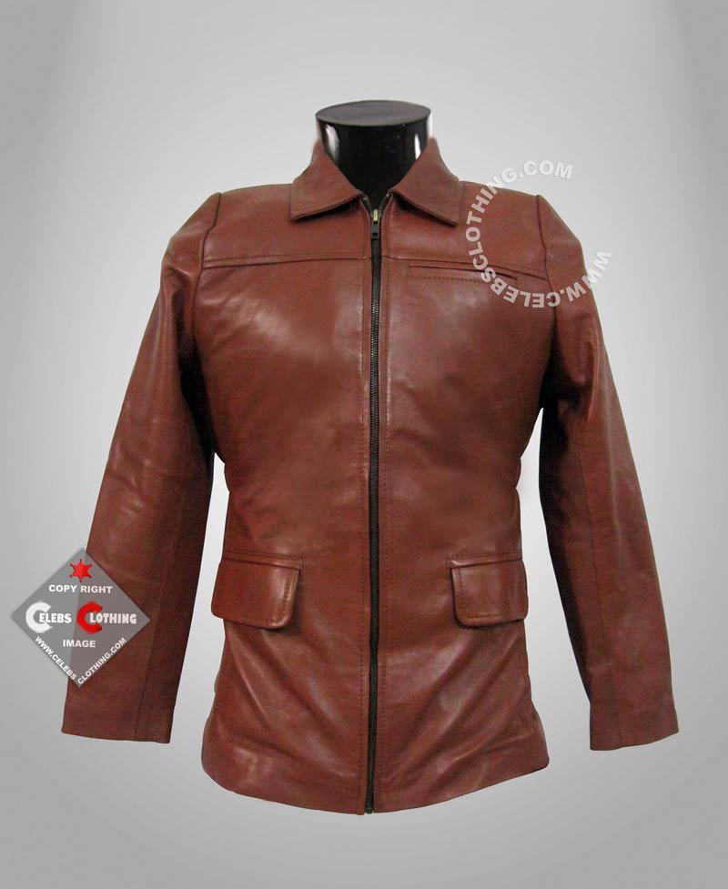 The Hunger Games Jacket Real Leather