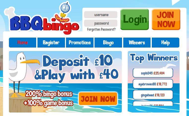 Best New Online Bingo Sites BBQ Bingo