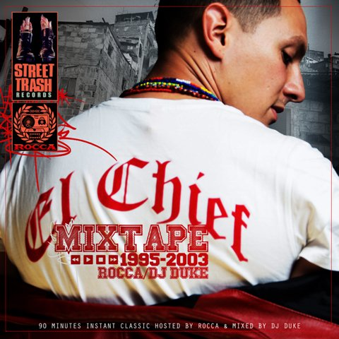 Rocca - EL CHIEF MIXTAPE VOL.1 (Telechargement Net Tape)