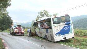 Collobrières : un accident de bus fait un mort et deux blessés - France 3 Provence-Alpes