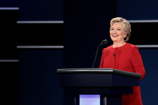 "At Debate, Clinton Calls Out Trump For Calling Women ""Pigs, Slobs, and Dogs"" - News"