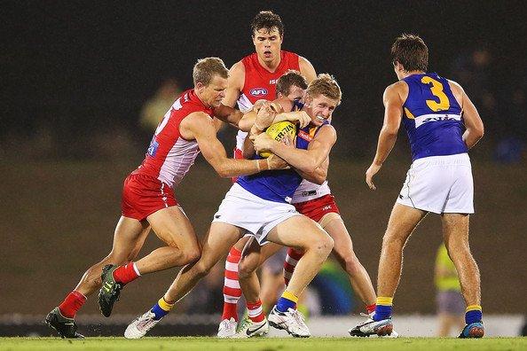 AFL premiership Live – Round 16 – West Coast Eagles vs Sydney Swans – 6th July