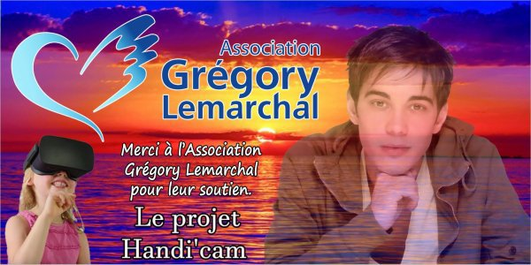 Merci Infiniment à l'Association Grégory Lemarchal