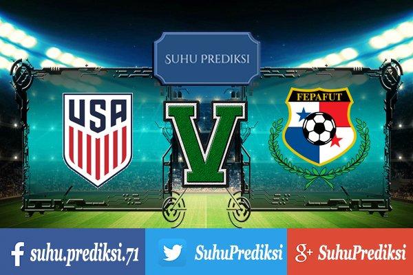 Prediksi Bola Amerika Serikat Vs Panama 9 Juli 2017