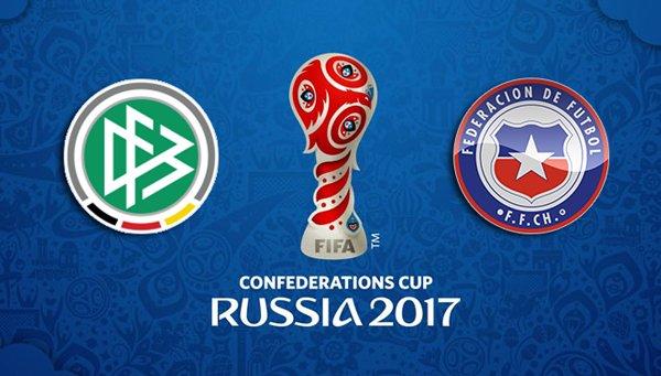 Prediksi Jerman Vs Chile 23 Juni 2017 | 99 Bola