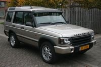 PARE-SOLEIL VOSCA LAND ROVER DISCOVERY II