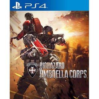 PlayCorner: Resident Evil Umbrella Corps
