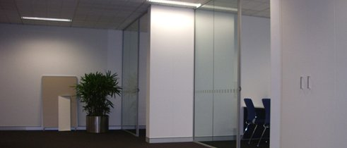 Office Partitions, Fit Out Partitioning Designing Bella Vista Sydney
