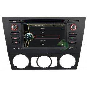 Auto DVD Player für BMW E91 3 Series (2005 2006 2007 2008 2009 2010 2011 2012) Touring (manuelle Klimaanlage und Sitzheizung)