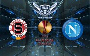 Prediksi Sparta Praha vs Napoli 28 November 2014 UEFA Europa League