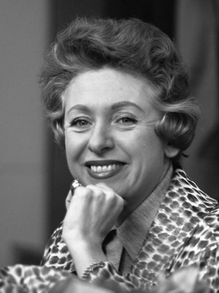 Mort de la chanteuse et comédienne Patachou