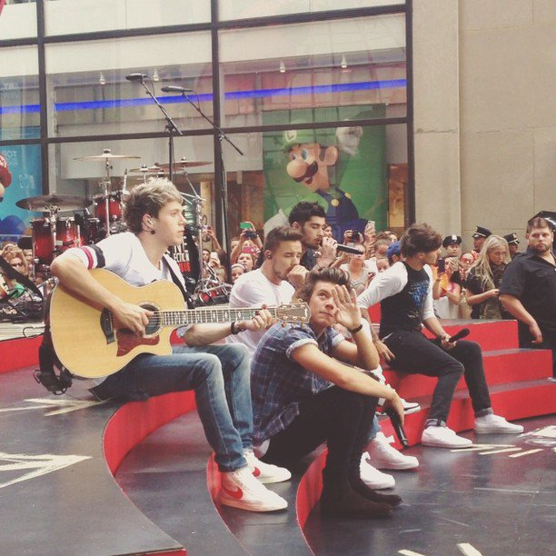 #TodayShow #OneDirection #LittleThings #Zaynpart
