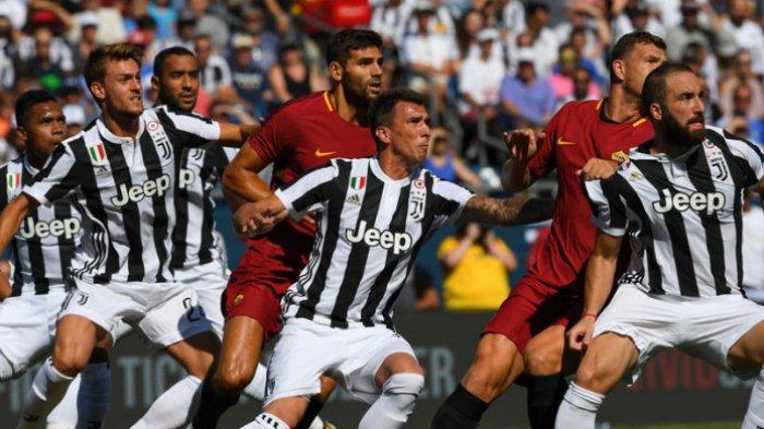 Juventus Akan Di sambangi Roma Dalam Lanjutan Liga Italia