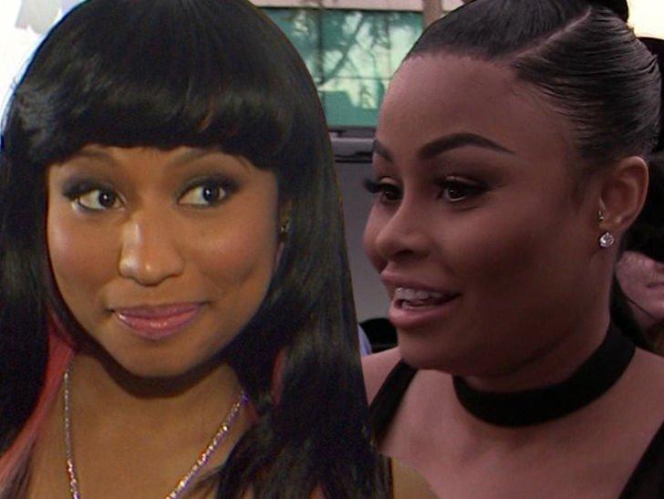 Blac Chyna I Wanna Be The Next Nicki Minaj