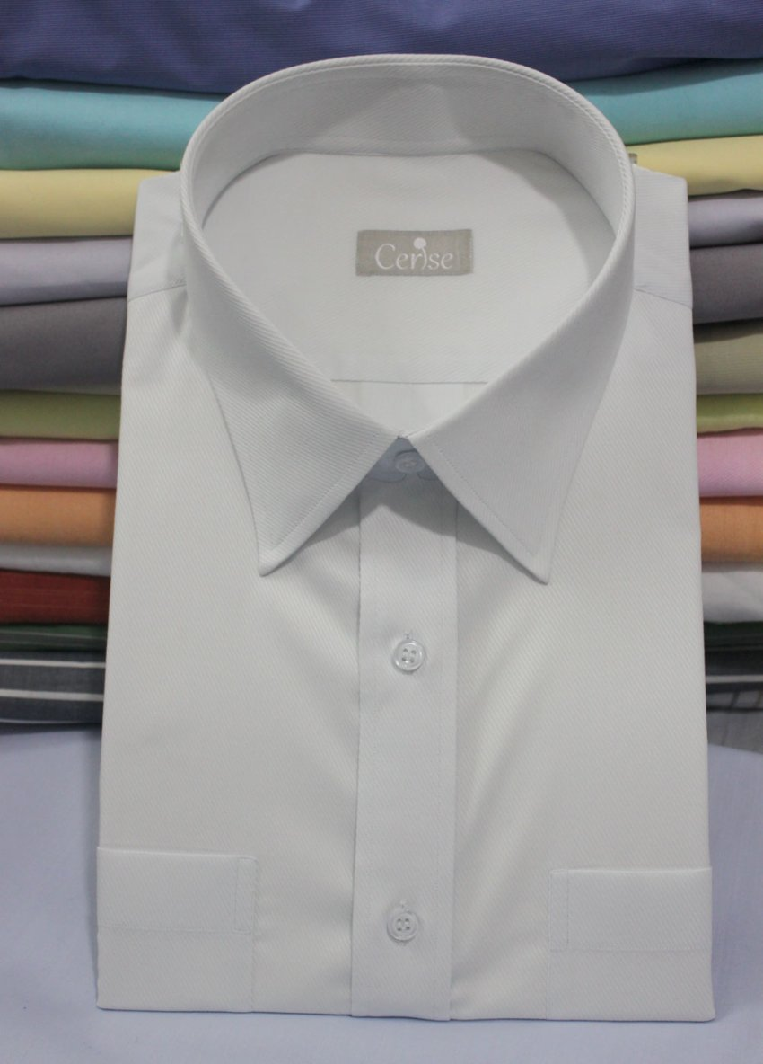 Spread Collar Dress Shirts