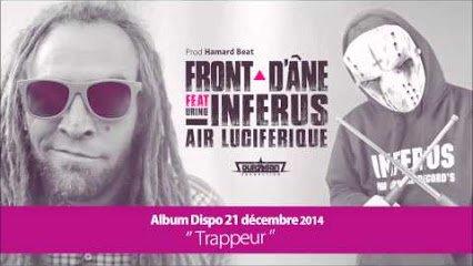 Luciférique - Front D'Âne feat Inferus (prod. Hamard Beat)