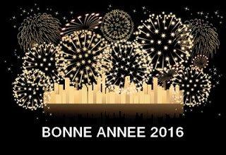 Meilleurs messages de bonne année 2016