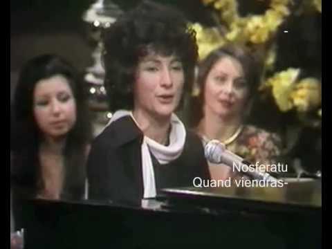 Philippe Bouvard présentait pour la première fois aux téléspectateurs une inconnue nommée Marie-Paule Belle