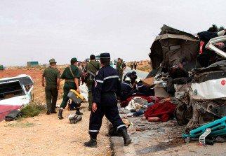 Société : Accident de Laghouat : Une commission d'enquête dépêchée par le commandement de la gendarmerie