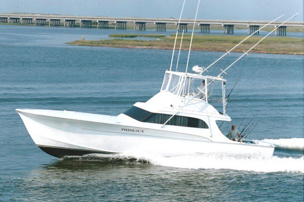 North Carolina Gulf Stream Charter Fishing in the Outer Banks