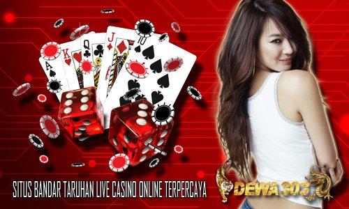 Agen Judi Live Casino Online Terpercaya Partner Alibaba Lazada