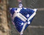 Créations de lescreasdemyriam Bijoux perles et napperons au crochet