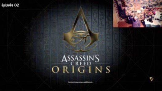 Jeux vidéos Clermont-Ferrand sylvaindu63 - assassin's creed origine épisode 02 ( Ça chauffe ici ) - vidéo Dailymotion