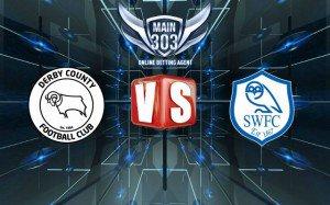 Prediksi Derby County vs Sheffield Wednesday 21 Februari 201