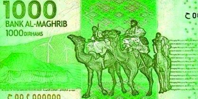 Officiel: les billets de 1.000 dirhams sont des fake